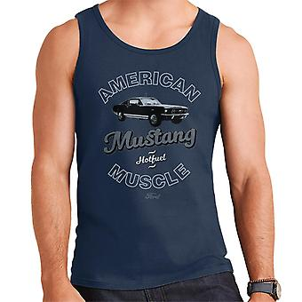 Ford Mustang Hot Fuel Gilet uomo