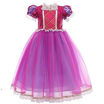 New Dress Carnival Easter Clothes, Kids For Flower Princess Dress