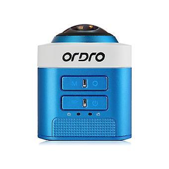 Vr Action Camera, Full Hd, Outdoor, Waterproof Sport, Go Pro Hero Action Cam
