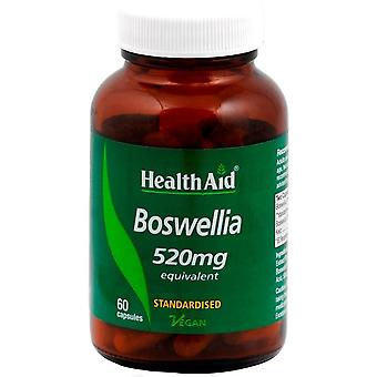 Terveysapu Boswellia 60 Kapseln 520 mg
