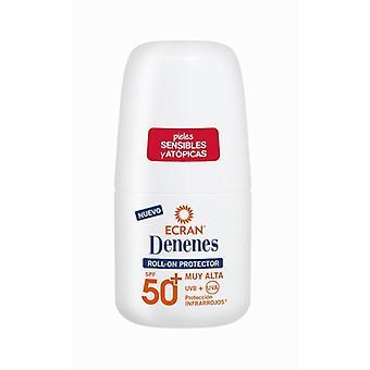 Denenes Protective roll-on SPF 50+ 50 ml