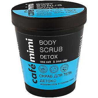 Cafe Mimi Detox Body Scrub 280 gr
