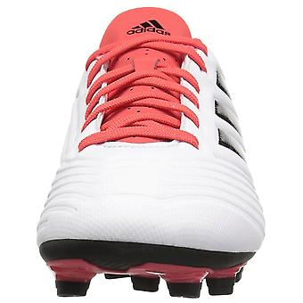 Adidas Boys Predator 18.4 FxG Low Top Lace Up Soccer Sneaker