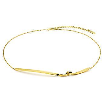 Ania Haie AH N012-03G Twister Women Necklace
