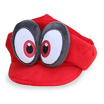 Super Mario Odyssey Hat Adult Kids Anime Cosplay Caps