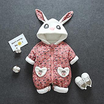 Infant Snow Wear Jumpsuits Clothing, Toddler Baby Winter Coat, Clothes Newborn,