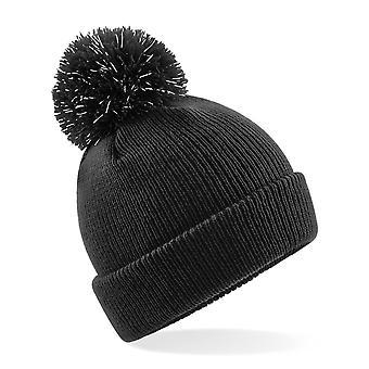 Look ao ar livre Crianças Reflexiva Bobble Beanie Hat