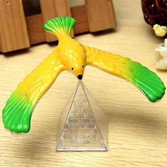 קסם איזון ציפור מדע שולחן ההטיי