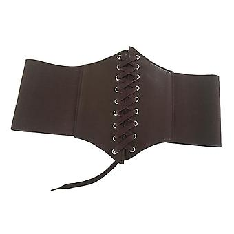 Wide Pu Leather Slimming Body Belts