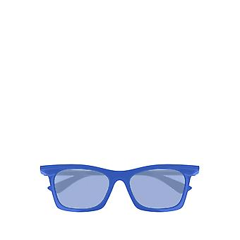 Balenciaga BB0099S النظارات الشمسية الزرقاء للجنسين