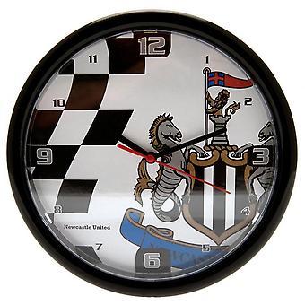 Reloj de pared del Newcastle United FC