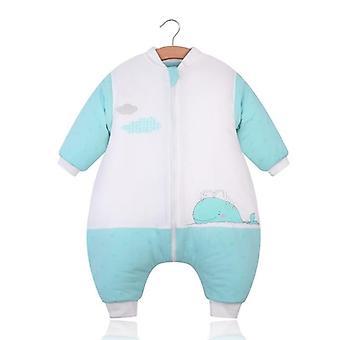 Detské oblečenie Spací vak, Zimný teplý hustý spací vak