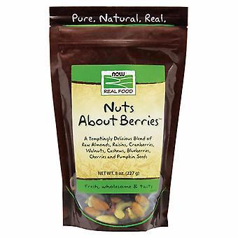 Jetzt Lebensmittel Nüsse über Beeren, 8 oz