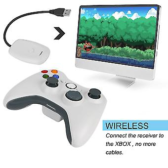 5 Colors Wireless Bluetooth Control Joystick Gamepad Usb Charge For Xbox 360
