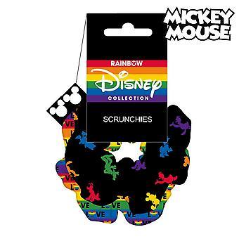 Hair ties Disney Pride (2 uds)