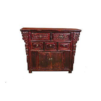 Fine Asianliving antikke kinesiske kabinet W113xD42xH86cm