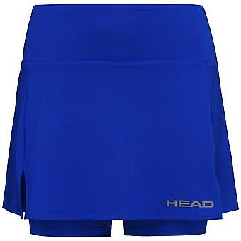HEAD Kids Club Basic Skort High Waistband Sport Training Integrierte Hose