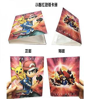 240 Pokemon Card Collection -vihko +100kpl Harvinaisia Pokemon-kortteja