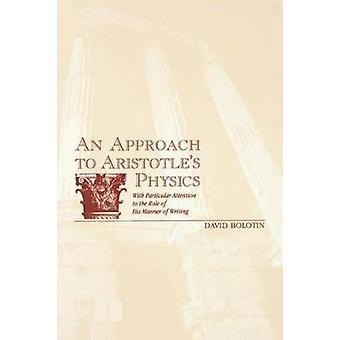 Approccio alla Fisica di Aristotele