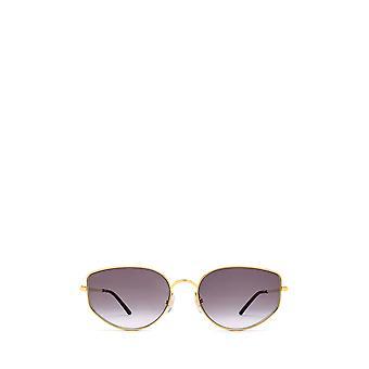 Cartier CT0300S gold female sunglasses