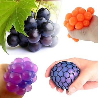 Squeezing Soft Rubber Toy Funny Geek Gadget Vent Toy