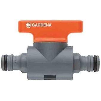 Gardena Garten Wasserhahn Schlauch einzustellen Wasser Ventil Garten Bewässerung