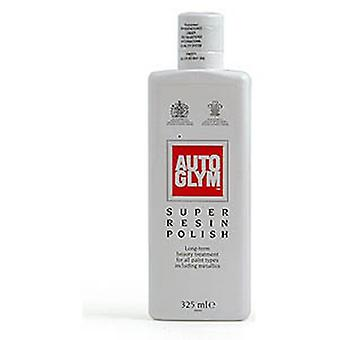Autoglym Car Detailing Super Resin Polish for Exterior Paint and Bodywork in 325 ml