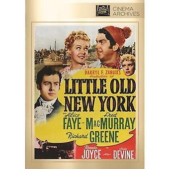 Little Old New York [DVD] USA import