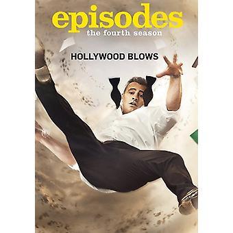 Episodes: The Fourth Season [DVD] USA import