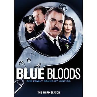 Blue Bloods - Blue Bloods: Season 3 [DVD] USA tuonti