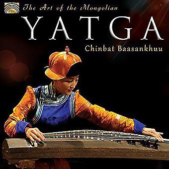 Chinbat Baasankhuu - Art van de Mongoolse Yatga [CD] USA import