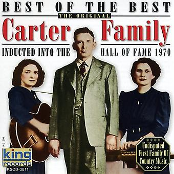 Carter Family - 1970-Country Music Hall z importu USA Fam [CD]