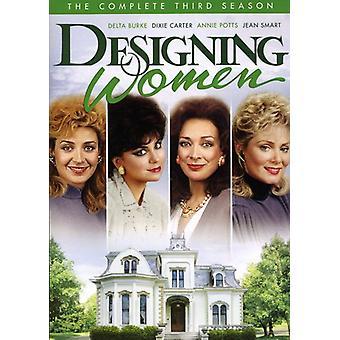 Diseña mujer: Temporada 3 importación de Estados Unidos [DVD]