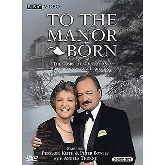 Att i Manor född: The Complete Collection (Silver Anniversary Edition) [DVD] USA import