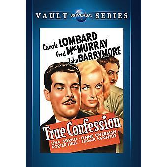 True Confession [DVD] USA import