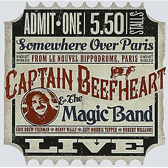 Captain Beefheart & son Magic Band - Le Nouvel Hippodrome Paris 1977 [CD] USA import