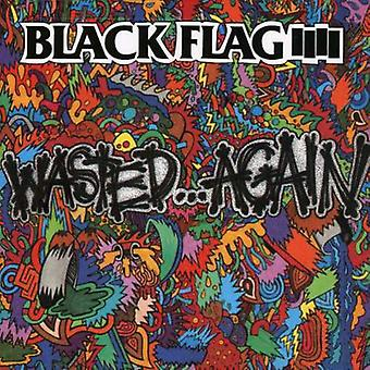 Black Flag - Wasted Again [CD] USA import