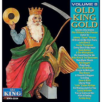 Old King Gold - Vol. 8-Old King Gold [CD] USA import