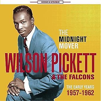 Wilson Pickett & i Falchi - Midnight Mover: primi anni 1957-62 [CD] USA importare
