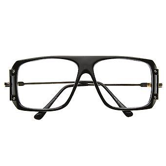 Vintage Inspired vierkant helder glazen Lens