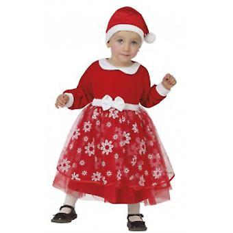 Baby kostumer Christmas kjole til babyer