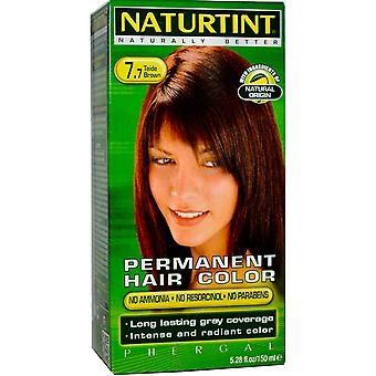 Naturtint, Hair Colorant Teide Brown, 165ml