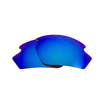SEEK Replacement Lenses Compatible for RUDY PROJECT Rydon Polarized Blue Mirror