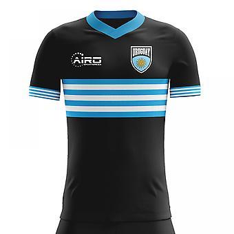 2020-2021 Uruguay Away Concept Football Shirt (Kids)