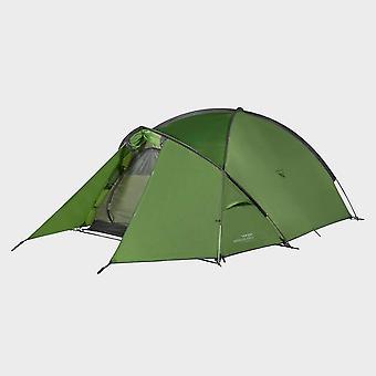 New Vango Mirage 300 Pro Backpacking Tent Green