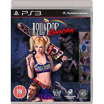 Lollipop Chainsaw (PS3) - New