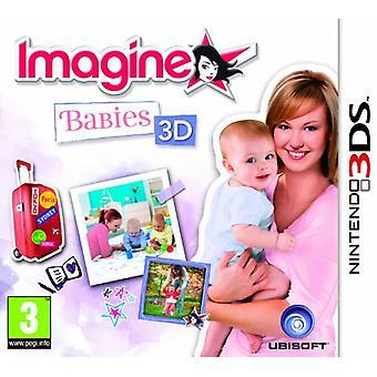 Imagine Babies (Nintendo 3DS) - New