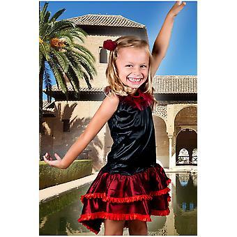 Pour enfants costumes filles fille espagnole Dolores