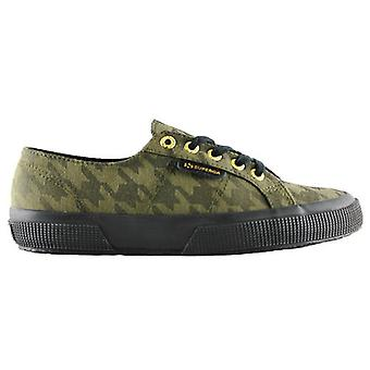 Superga sneakers Casual Superga 2750-Cotupieddepoule Pdepoule militära 0000008890_0