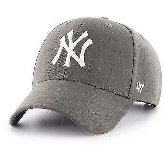 47 Brand Snapback Cap - MLB New York Yankees grafit